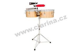 Latin Percussion Tito Puente Timbales LP256-BZ
