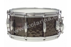 "Gretsch malý buben Full Range Series Hammered Polished Steel 14"" x 6,5"" S-6514-BSH"