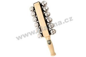 Latin Percussion Sleigh Bells - 12 Bells