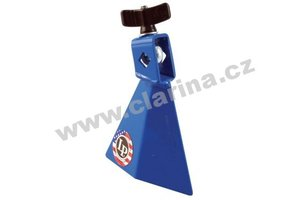 Latin Percussion Cowbell, Jam Bell - Blue High Pitch