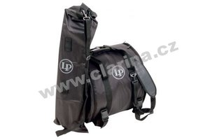 Latin Percussion Obal na Timbaly a stojan, Timbale Bag Set
